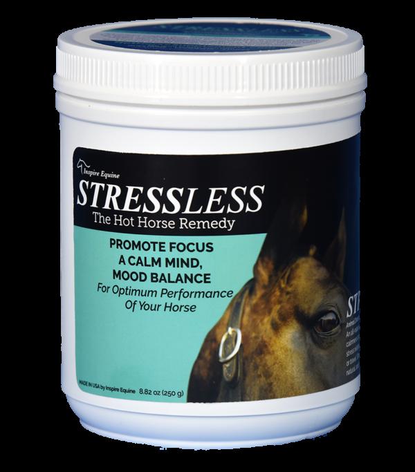 StressLess Hot Horse Supplement